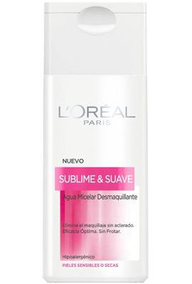 Agua Micelar Sublime & Suave de L'Oréal Paris