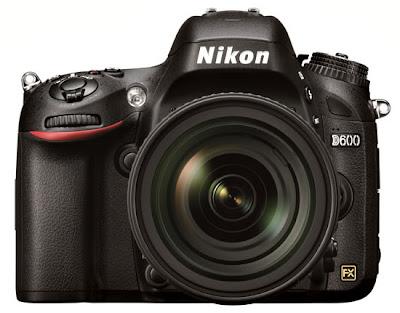 Nikon D600 vs. Canon 5D Mark III