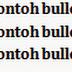 Penggunaan Bullets dan Numbering pada Microsoft Word - Tutorial Ms Word
