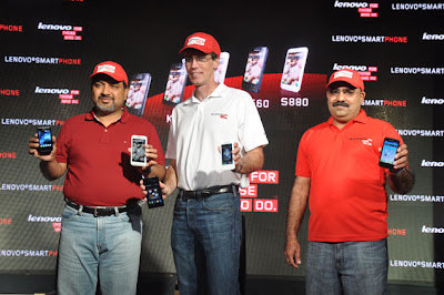Lenovo launches five Android smartphones starting Rs. 6,499