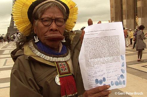 Urgence Amazonie