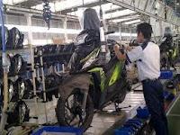 TVS DAZZ motor matik khusus Indonesia