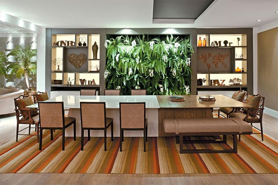Sala De Jantar Kasa Decor ~ Salas de jantar50 modelos maravilhosos e dicas de como decorar