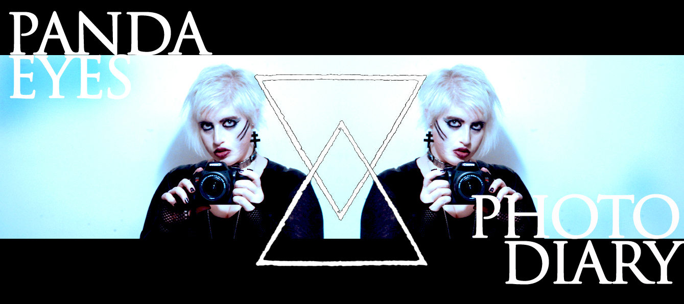 Panda Eyes: Photo Diary