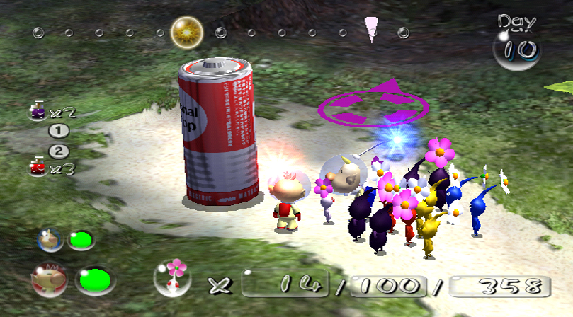 Superphillip Central Pikmin 2 Wii Review