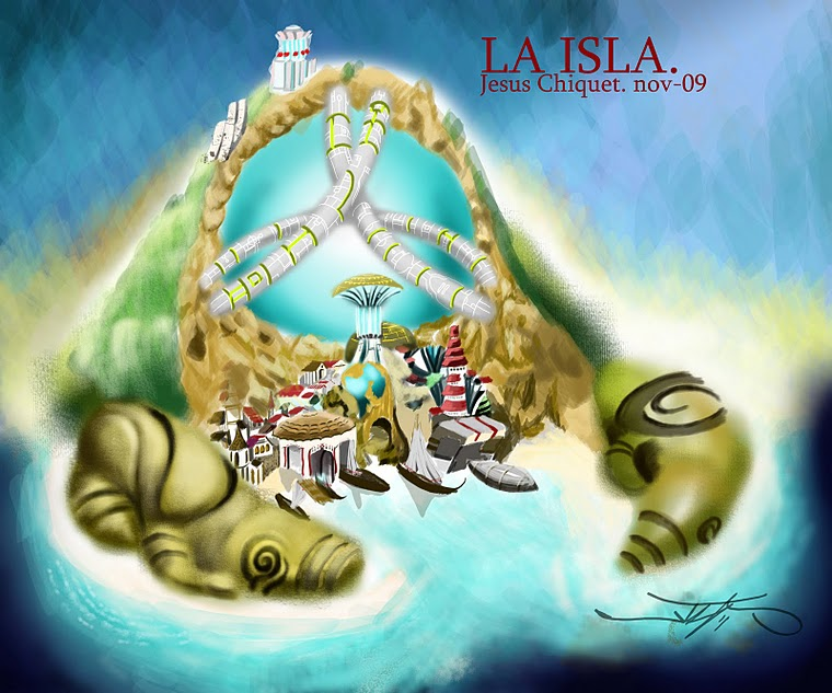 La Isla. (The island) clean version.