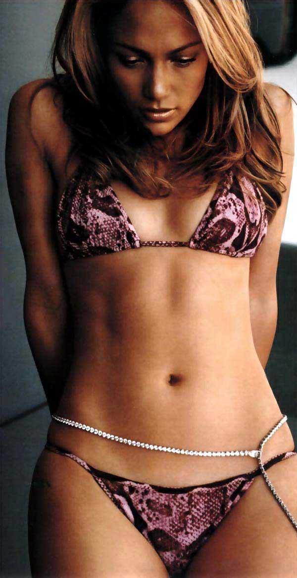 Hot Jennifer Lopez Body Pics