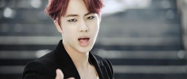 BTS Jin Danger