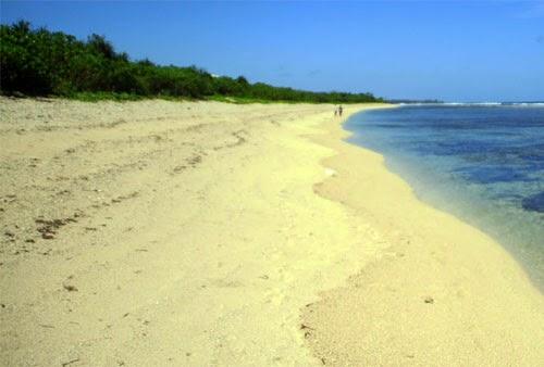 Wisata Pantai Ujung Genteng Sukabumi
