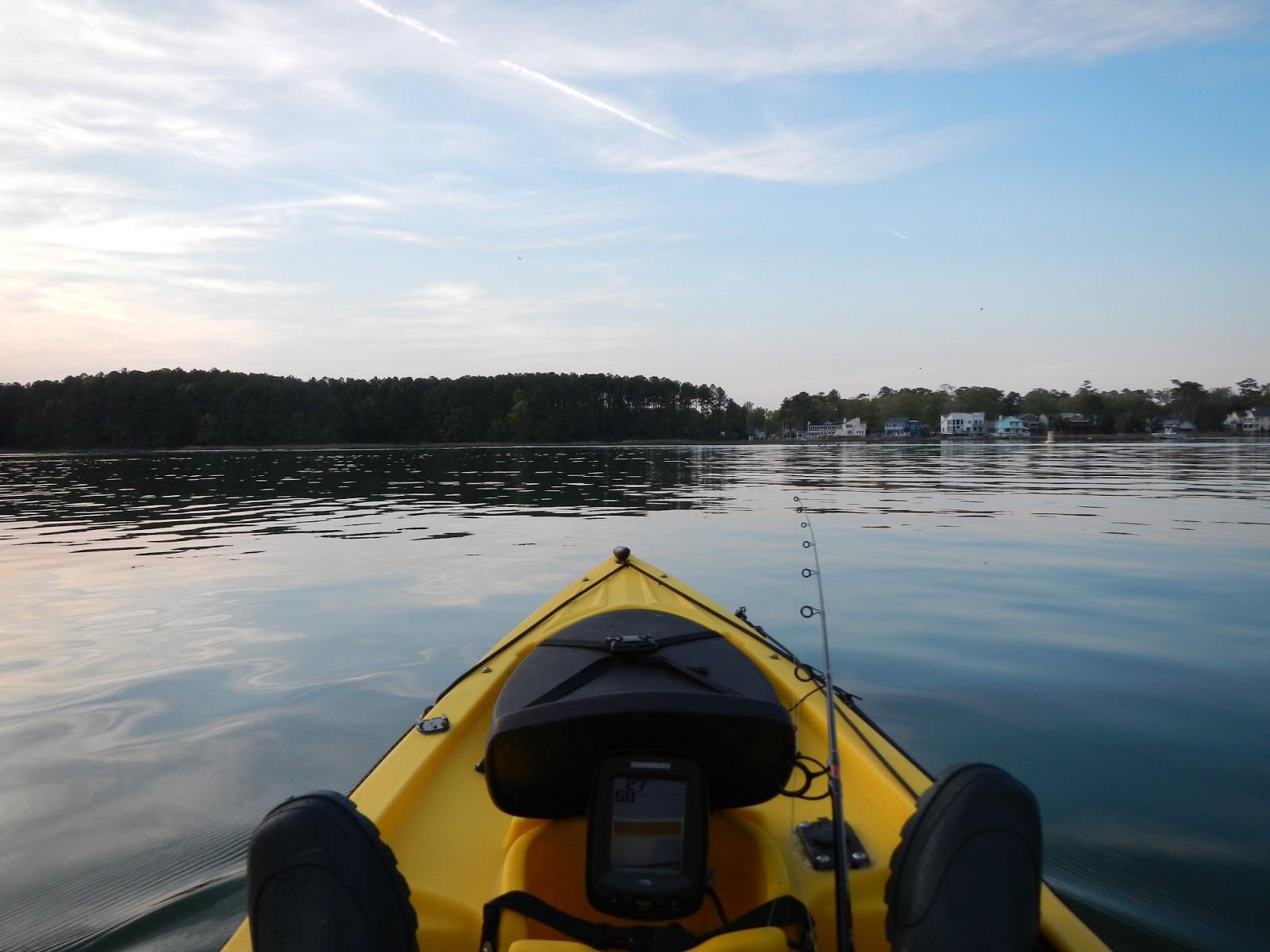 Makoslayer report rudee inlet 26apr13 for Rudee inlet fishing report