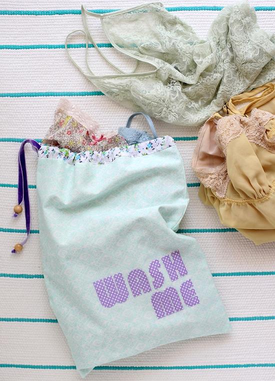 Seyahat Perest için Tasarladım - Travel Laundry Bag