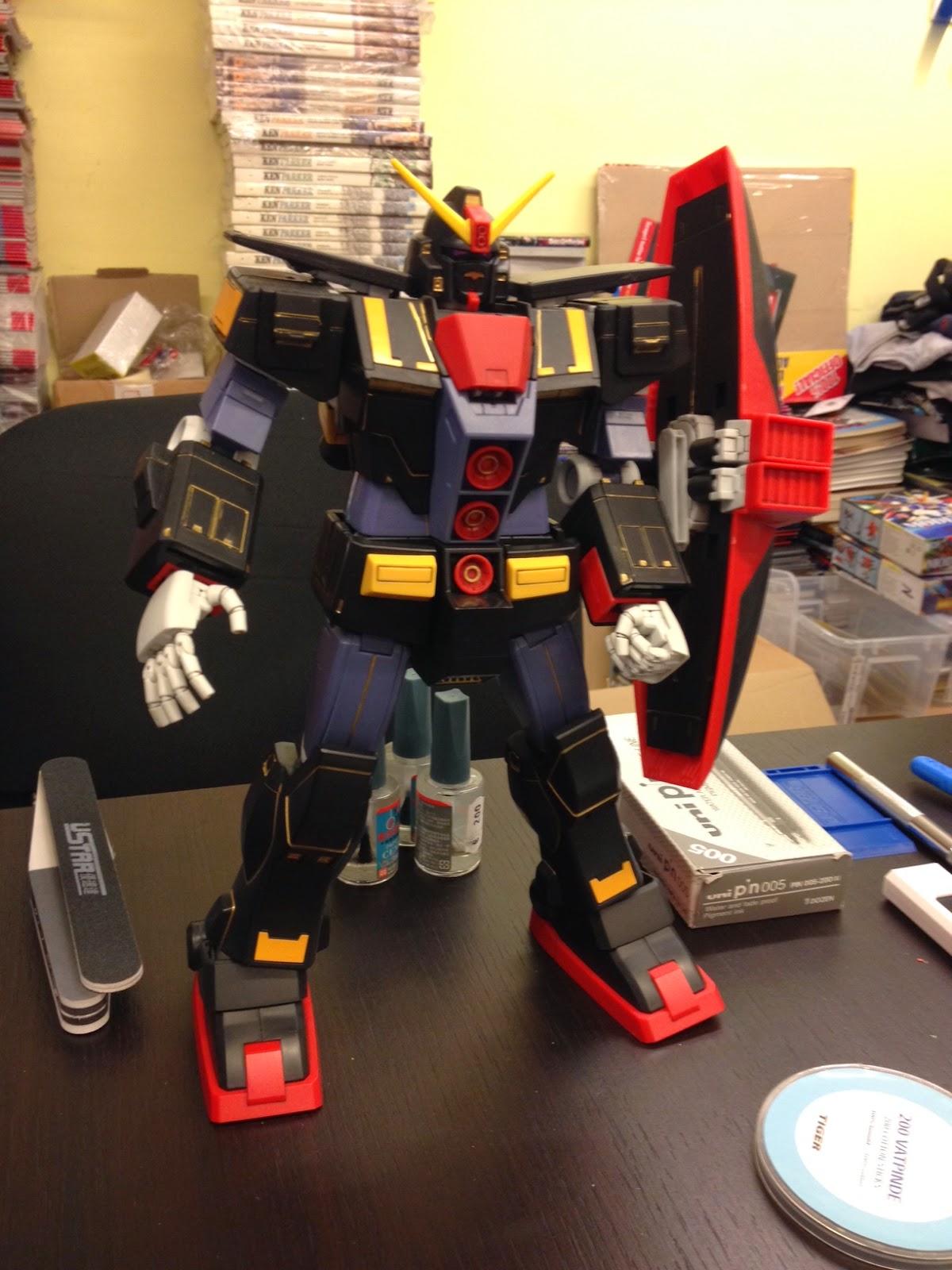 MRX - 009 Psyco Gundam - Comix Revolution Bergamo