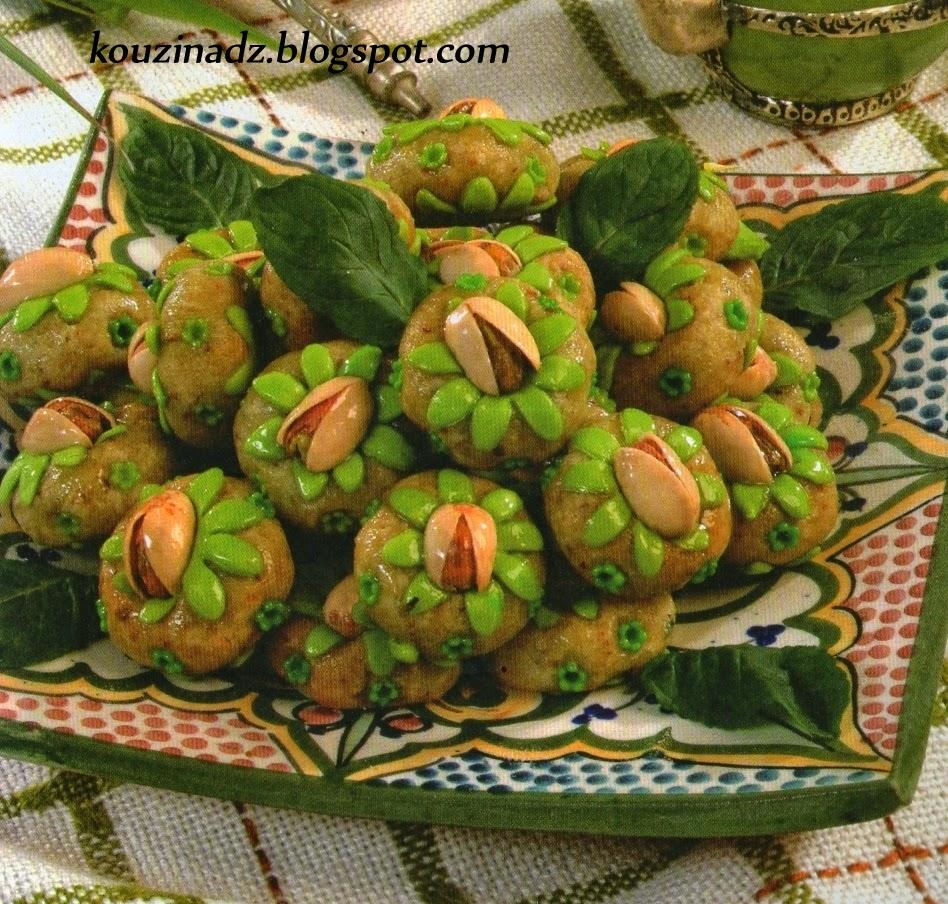 Gateau pistache mandarine