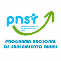 Logo Programa Nacional de Saneamiento Rural