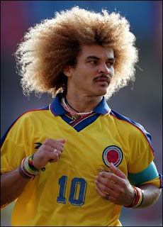 "Carlos ""El Pibe"" Valderrama-Wednesday May 25th 2011-Leonardo"