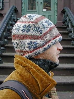 szyjemy czapki ze swetrow