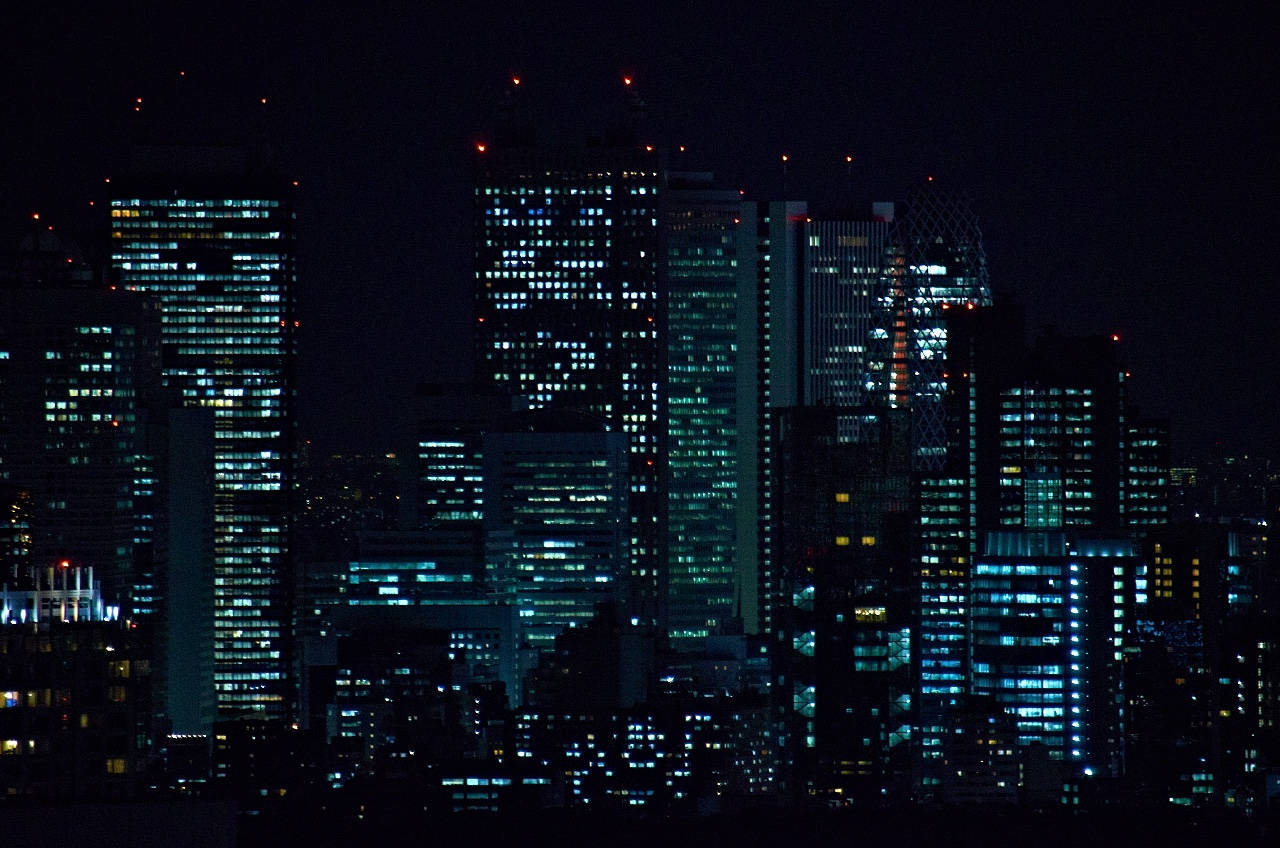 Shinjuku Mad - All you need is lost 07