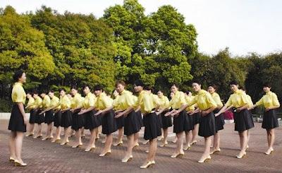 武漢學院 淑女班