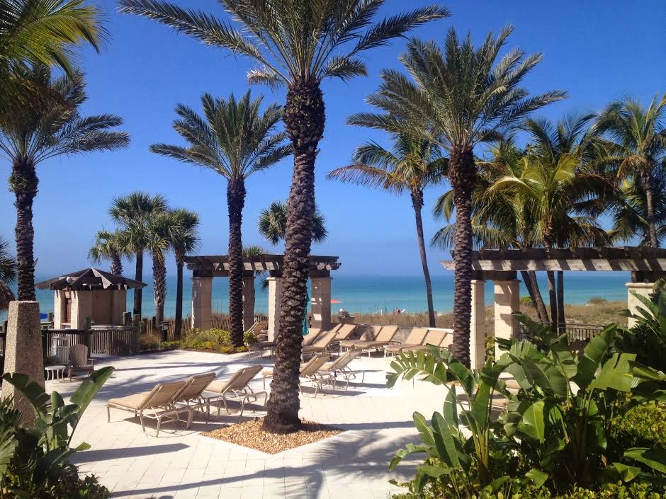 ritz-carlton sarasota florida lido key beach