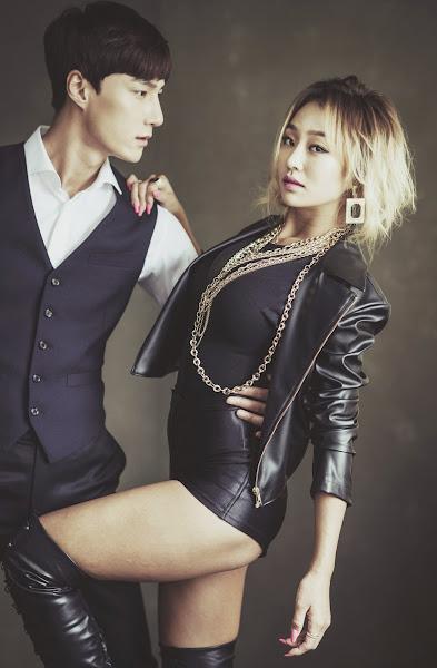Hyorin Esquire September 2014