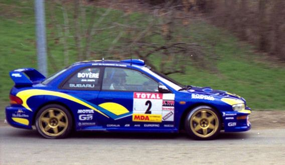 rallyazores pure sound subaru impreza wrc s5 com simon jean joseph. Black Bedroom Furniture Sets. Home Design Ideas