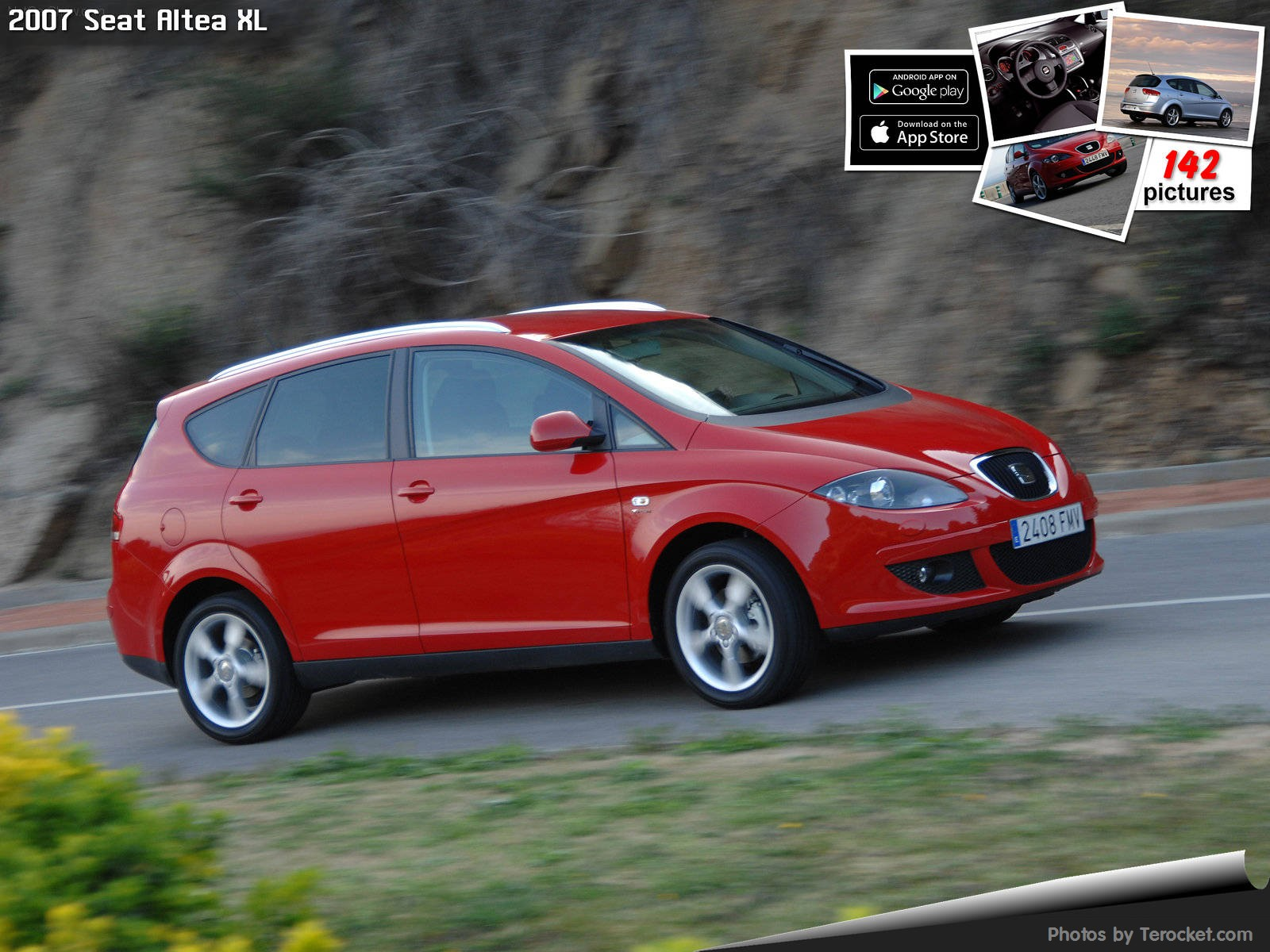 Hình ảnh xe ô tô Seat Altea XL 2007 & nội ngoại thất