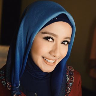 Hijab Trendy Gaul Claudia Cyinta Bella Kumpulan Model Hijab Fashion