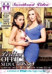 Lesbian Office Seductions 9