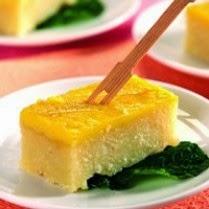 Cara Membuat Kue Cake Tape Singkong Panggang Lezat