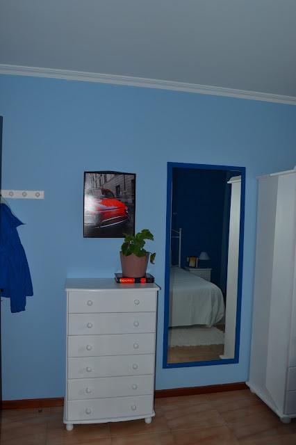 Cambio de un dormitorio por poco dinero