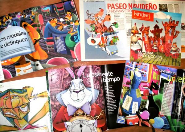 Periodico mural dedicado a papa dia del papa periodico for Editorial de un periodico mural