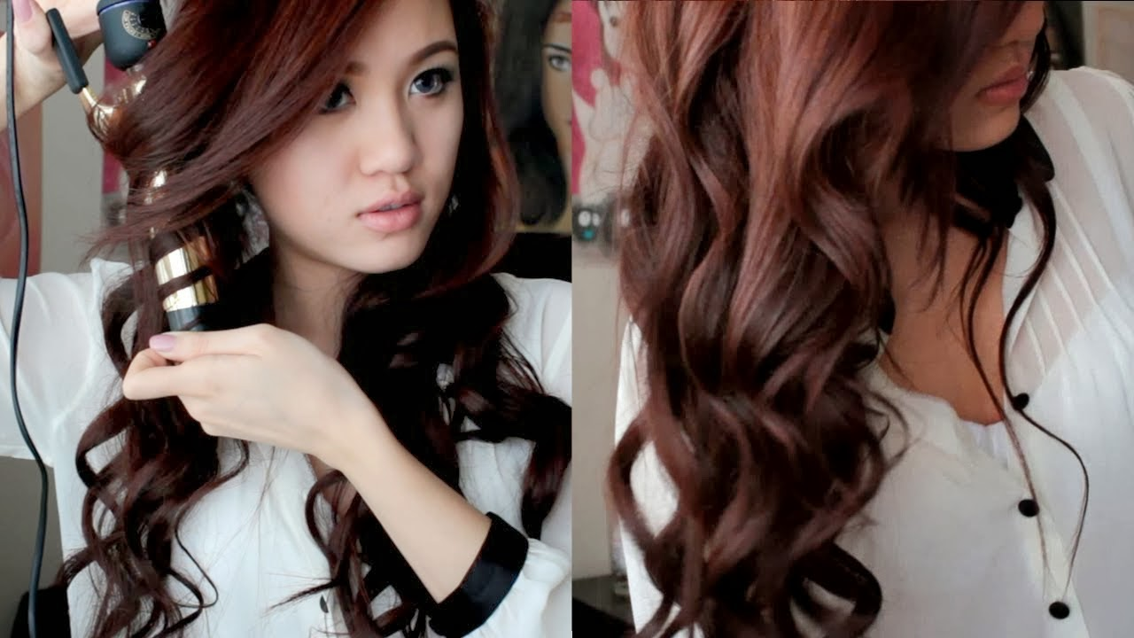 curly hairstyles for long hair tumblr