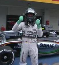 F1 GP Japon 2015 - Rosberg se lleva la pole