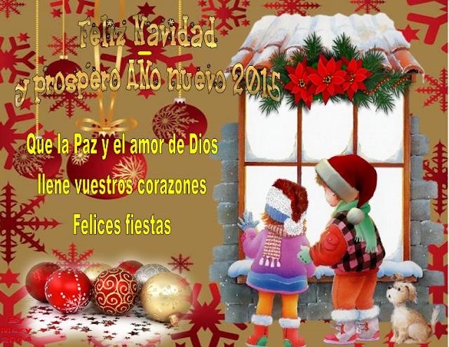 Imágenes Feliz Navidad 2015