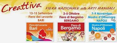 Creattiva - Bergamo - Napoli - Bari
