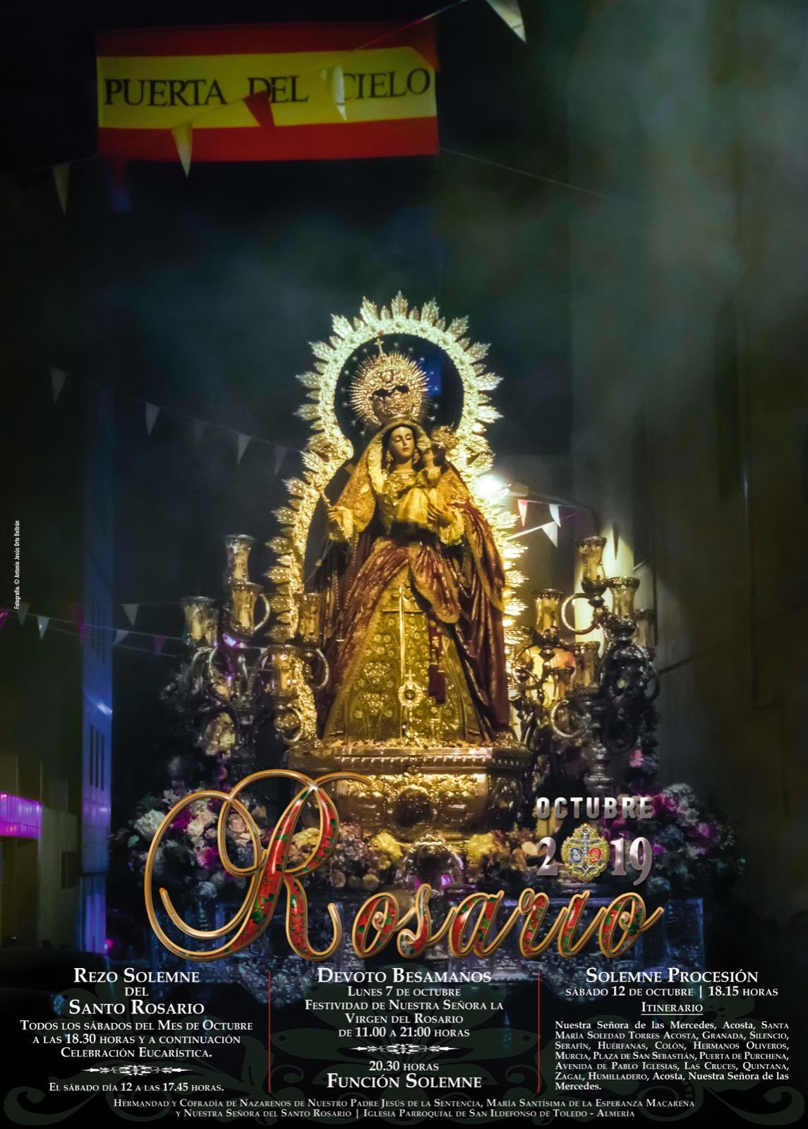 Cartel Rosario 2019