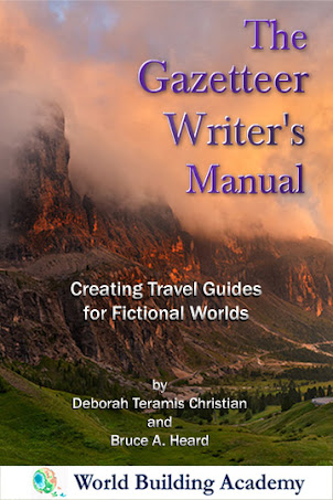 Gazetteer Writer Manual Bruce Heard
