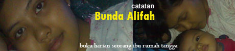 Catatan Bunda Alif