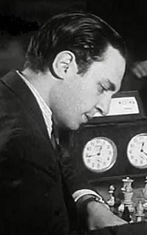 El ajedrecista portugués Francesco Lupi
