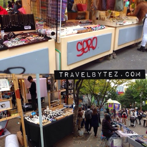 Hongdae Hope Market (Weekend Market)