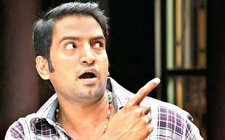Santhanam In Rajini Get Up