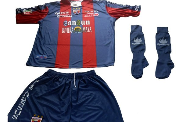 nuevo uniforme de local del atlante Apertura 2011 y clausura 2012