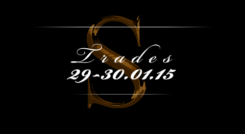 Trades 29-30.01.15
