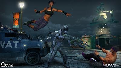 Saints Row: The Third Full PC version