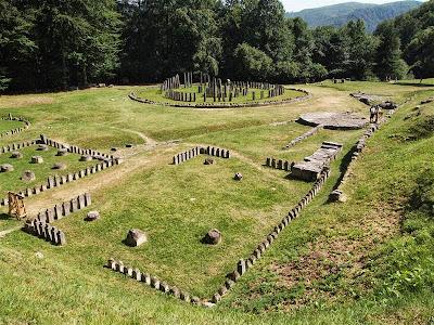 Fortaleza de Sarmizegetusa Regia