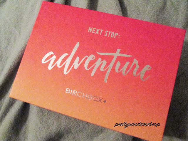 June 2015 Birchbox