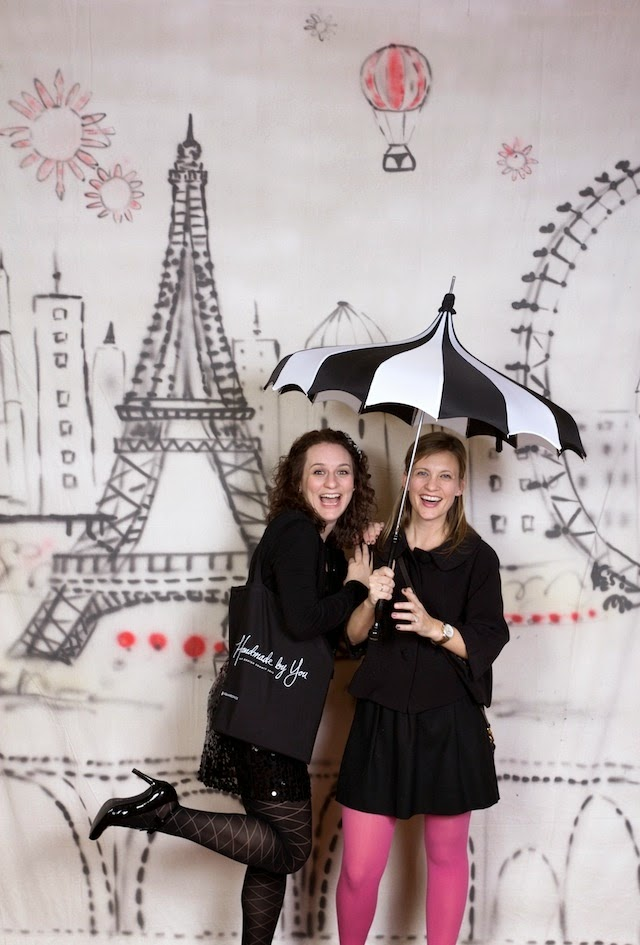Photo Booth Umbrella