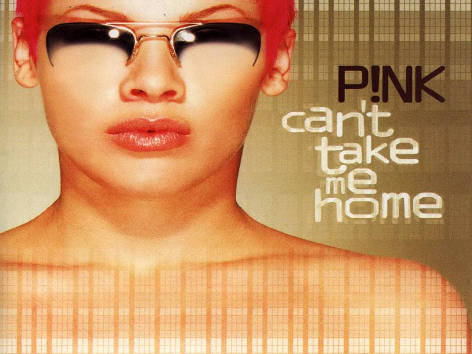 Can't Take Me Home Álbum De Pink