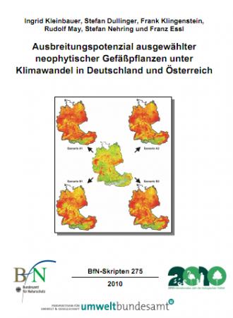 natur freunde umwelt ausbreitung neophytischer gef pflanzen unter klimawandel in deutschland. Black Bedroom Furniture Sets. Home Design Ideas