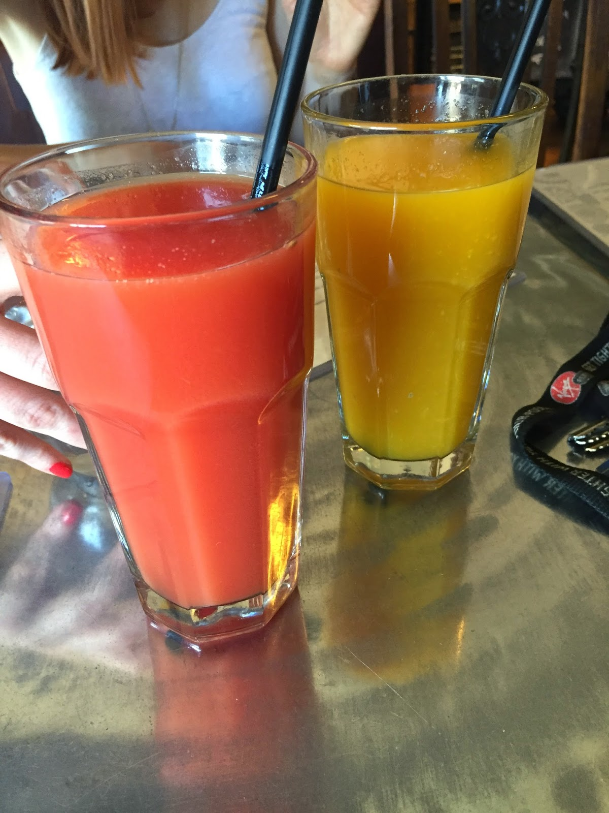 Cassie Cakes Sydney Review Revolver Fresh Squeezed Juice Brisbane Blog Food
